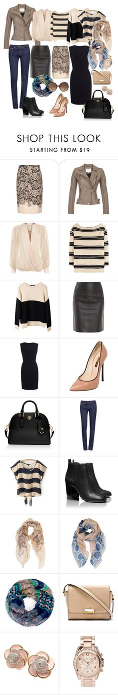 """""""Neutral capsule"""" by lianalux ❤ liked on Polyvore featuring Dolce&Gabbana, IRO, Ralph Lauren, Ash Rain + Oak, Alexander Wang, Casadei, Tory Burch, Humble Chic, Sole Society and Marc by Marc Jacobs"""