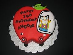 busytown cake - Google Search