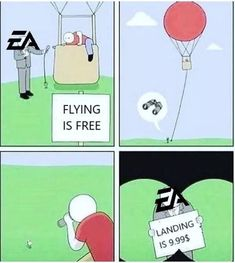 Reposted from EA in a nutshell - Street Fighter, Arcade, Here I Go Again, Just Video, Public Information, Meme Template, In A Nutshell, Popular Videos, Gaming Memes