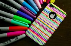 Sélection de tutos – 4 façons de customiser sa coque d'iPhone