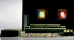 #art&light by #Selene illuminazione #livingroom #art