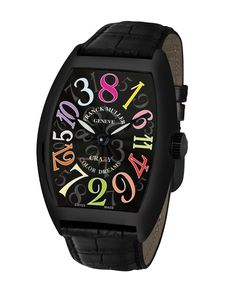 Russell Westbrook's Franck Muller Crazy Hours Color Dreams Watch!