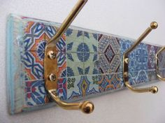 Check out this item in my Etsy shop https://www.etsy.com/uk/listing/506077076/moroccan-spanish-inspired-coat-hook