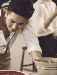 Song Minho- never heard of this guy but hes on my list now <3