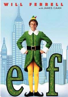 Buddy the Elf - What's your favorite color? So funny!