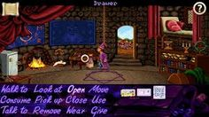 Image screenshot of Simon the Sorcerer Den Of Geek, Alone In The Dark, Little Games, Adventure Games, Old Games, Magic Carpet, Pretty Cool, Games To Play, Arcade
