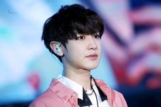 Chanyeol - 161022 2016 Lotte Duty Free Family Festival K-Pop Concert Credit: Bubbly Cherry. (2016 롯데면세점 패밀리페스티벌 케이팝 콘서트)