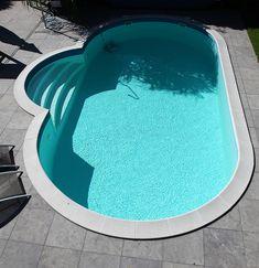 Stalen inbouw zwembaden | zwembadplus