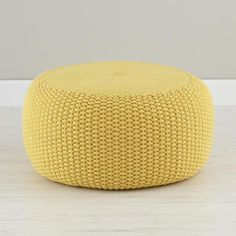 They call it a 'pouf'. I call it a 'socked-feet holder upper'.