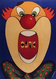 cyrk posters - Google Search Vintage Humor, Vintage Posters, Vintage Art, Circus Poster, Circus Art, Museum Of Fine Arts, Museum Of Modern Art, Polish Posters, Advertising Poster