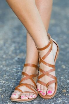 Meet your new everyday sandals! $22