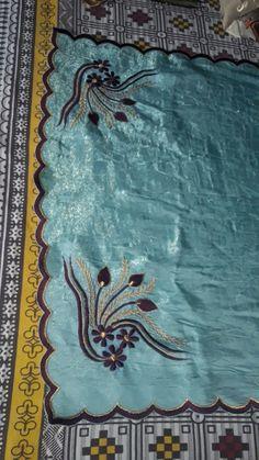 Simple Embroidery Designs, Kurti Embroidery Design, Machine Embroidery Designs, Embroidery Suits Punjabi, Hand Embroidery Dress, Punjabi Suits Designer Boutique, Boutique Suits, Women Salwar Suit, Salwar Suits