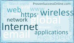 Market yourself online  www.provensuccessonline.com