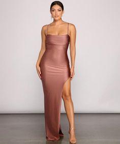 Grad Dresses, Casual Dresses, Formal Dresses, Unique Dresses, Long Dresses, Prom Dress, Wedding Dresses, Front Slit Dress, Formal Dress Shops