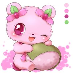 Sweet pet jewelpet,  #cute -  anime