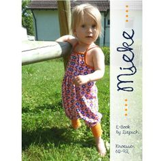 Mieke Kuschelhose, Kreativ-Ebook
