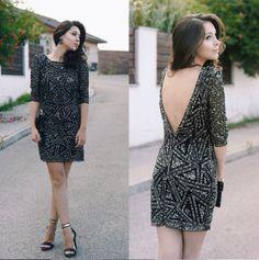 O look perfeito para a noite de Natal - party dress - vestido de festa - brilho - fashion style