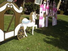 Carly's Princess Ball | CatchMyParty.com