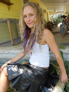 #Dress, #Fashion, #InnerTube, #Recycled, #Tire