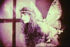 "undertheroot:  "" The Blue Bird 1918 silent film still  """