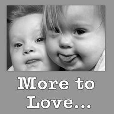 Pudge and Biggs - blog by mother of 2 kiddos with down syndrome