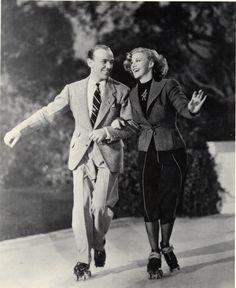 Ginger Rogers Shall We Dance 1937