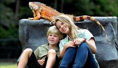 Steve Irwin's Son Follows In Dad's Footsteps