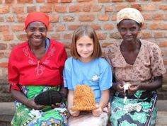 One 9 year old's dream for changing the world — with knitting | Jelly Pie Designs
