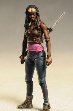 walking dead michonne action figure | 397812 590207844330246 1193268859 n Michonne the Walking Dead