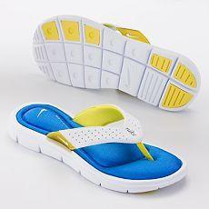 Nike flip flops makes-my-world-go-round