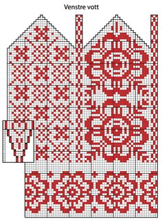 Most recent Absolutely Free knitting charts hats Strategies Trendy knitting charts hats mittens pattern ideas Crochet Mittens Pattern, Fingerless Gloves Crochet Pattern, Fair Isle Knitting Patterns, Knitting Charts, Knitting Stitches, Free Knitting, Knitting Machine, Counted Cross Stitches, Bracelet Patterns