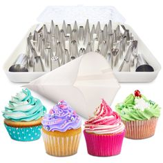 Cake Decorating Bags Target : Best Pastry Bags With Couplers Recipe on Pinterest