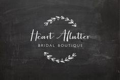 @heartaflutterUK logo by @ingridesign