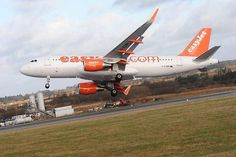 SEE ALSO: Terrifying Footage Of Pilot Trying To Land Boeing 767 In Fierce Crosswinds At Birmingham Airport (VIDEO)A nifty Easyjet pilot managed to steer his plane from the edge of disaster as it was h. Jet Airlines, Cargo Airlines, Birmingham Airport, Easy Jet, Airplanes, Pilot, Aviation, Landing, Commercial Aircraft