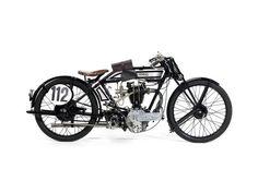 1925 Norton Special Model 18 Motorcycle. Norton Motorcycles (1902-1975). Birmingham, England.