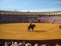 Sevilla /  La Maestranza Basketball Court, Sports, World, Sevilla, Hs Sports, Sport