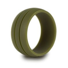 "The original Enso Ring. The latest addition to the Women's line, this Olive ring is our ""serviceman's"" ring. Perfect for members of the military."