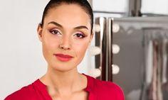 Τάσεις Υγεία Ομορφιά:How to / DIY-Βίντεο:Ροζ ombré μάτια και ματ χείλη