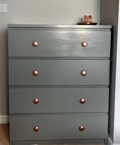 IKEA MALM Hack Great way to change the look of basic IKEA chest of drawers. Easy DIY project