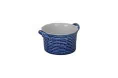 """Summer Garden""  Ramekin - Blue/ White.... 11 OZ.....Products — BIA Cordon Bleu.. Product Code:  900520+3092.... Inner Pack:  4 Master Pack	24 UPC	033805309207 Catalog Page	5 Catalog Item ID	I"