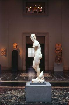"""Marble statue of Aphrodite"" Metropolitan Museum of Art (bysetpower1)"