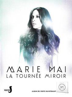 Marie Mai la meilleure Rockeuse et chanteuse du Quebec!