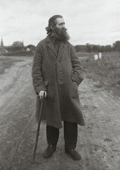 August Sander. Jerusalem Pilgrim. 1930