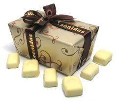 Leonidas Belgian Chocolates: 1 lb Signature Manon Café & Manon Blanc Ballotin - http://bestchocolateshop.com/leonidas-belgian-chocolates-1-lb-signature-manon-cafe-manon-blanc-ballotin/