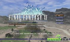 Final Fantasy XII, the first and only good FF MMORPG.  So good that I had a problem...I barely left my computer for a year. I had six level 75s: white mage, black mage, ninja, corsair, bard, and red mage.  If you've played this game, you know how crazy that is.