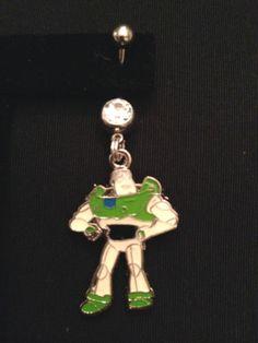 Buzz-Lightyear-Toy-Story-Disney-Belly-Navel-Ring-Body-Jewelry-rhinestone
