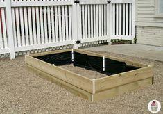 http://hoosierhomemade.com/how-to-make-a-raised-garden-bed-cover/