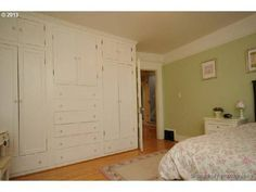 Image result for bungalow closets