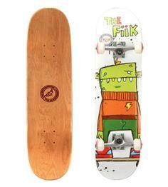 #FiiK Invader Complete | Get it at boardtrader.com | #skate