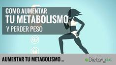 Si quieres acelerar tu metabolismo para adelgazar, es importante que leas este contenido ¿Todavía no conoces tu metabolismo basal? Accede ahora al artículo.
